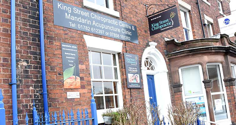 King Street Chiropractic Newcastle-under-Lyme